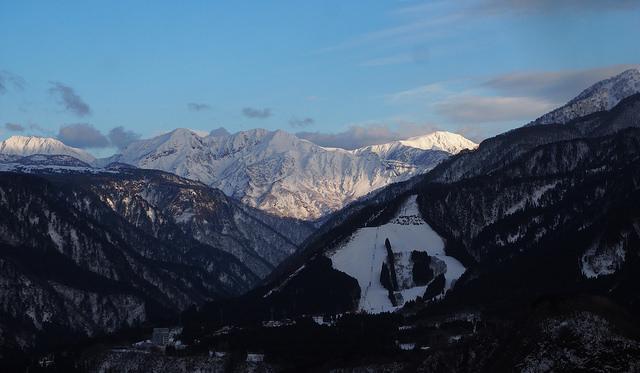 Tateyama Ski Trip